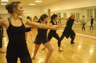 salle de danse du Studio evi'danse